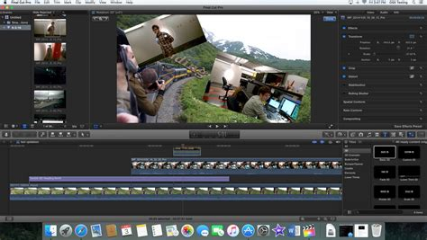 Apple Final Cut Pro X Review & Rating   PCMag