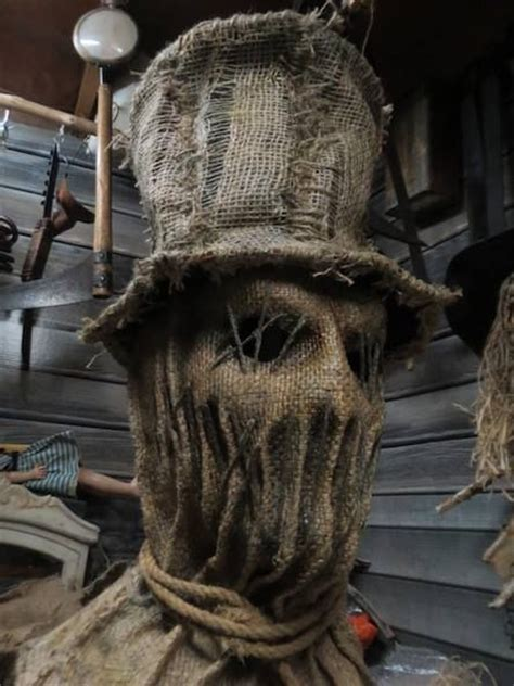 Scarecrow Mask Pictures, Photos, and Images for Facebook