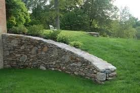Image result for curved tiered retaining wall steep
