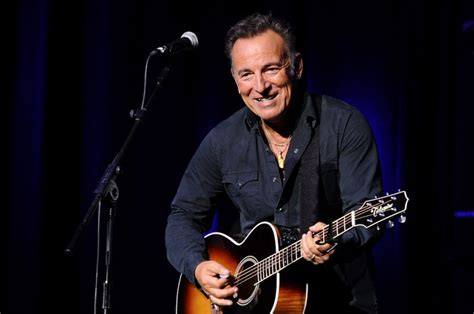 Bruce Springsteen 'Decided in a Minute' To Star in the