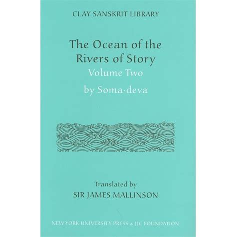"""Clay Sanskrit Library: """"the Ocean of the Rivers of Story"""
