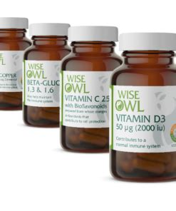 Natural Whole Food Supplements - Wise Owl Health