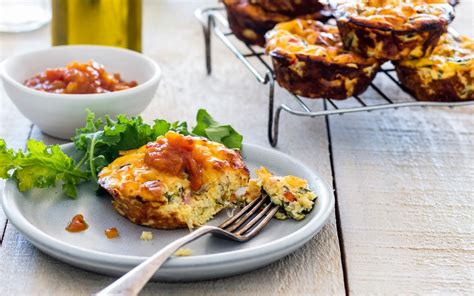 Muffin pan frittata   Recipe (With images)   Recipes
