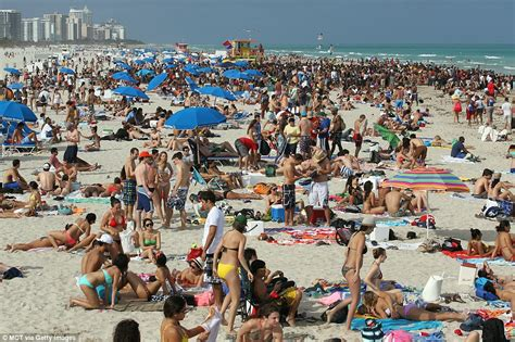 Could Britain's Bournemouth be the busiest beach IN THE