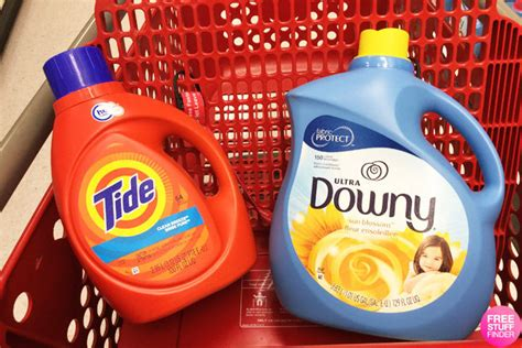 $15 in New Laundry Care Coupons – Tide, Gain, Bounce