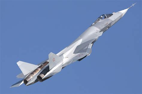 The Aviationist » Russian next generation stealth fighter