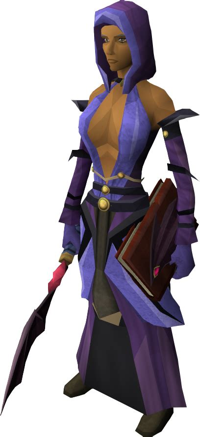 Batwing robes - The RuneScape Wiki