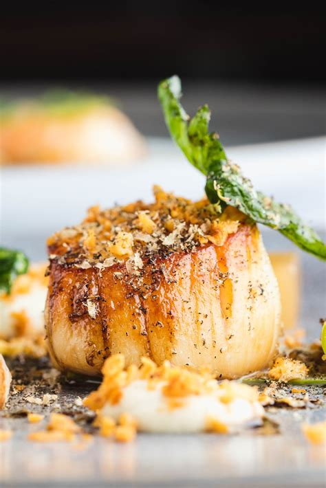 How to Pan-Fry Scallops - Great British Chefs