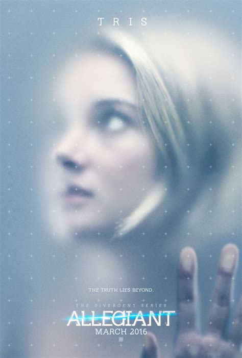 The Divergent Series: Allegiant Trailer and Posters