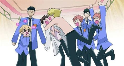 You are invited! – Ouran Highschool Host Club Series