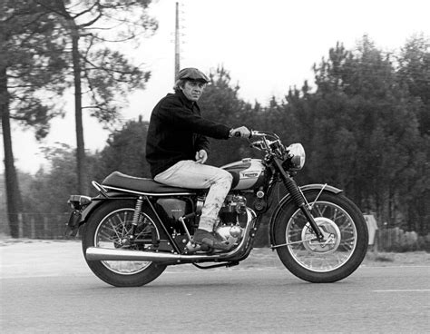 Steve McQueen and the Sexiest Cars and Motorcycles on Film