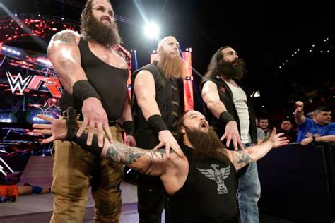 Let's check in on The Wyatt Family - Cageside Seats
