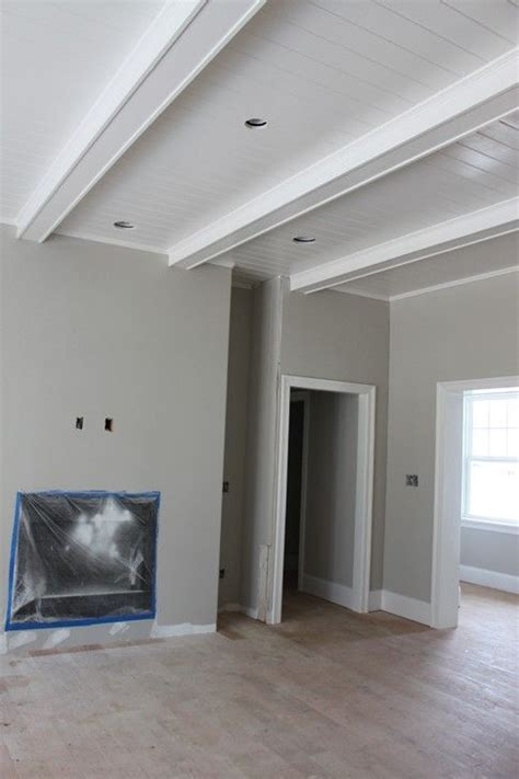 My Pinterest Inspired Home | Home ceiling, Ceiling beams