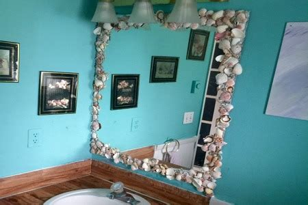 Build a Free Standing Glass Mirror Frame   DoItYourself