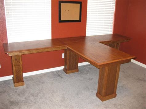 Plywood Desk Plans - How To build DIY Woodworking