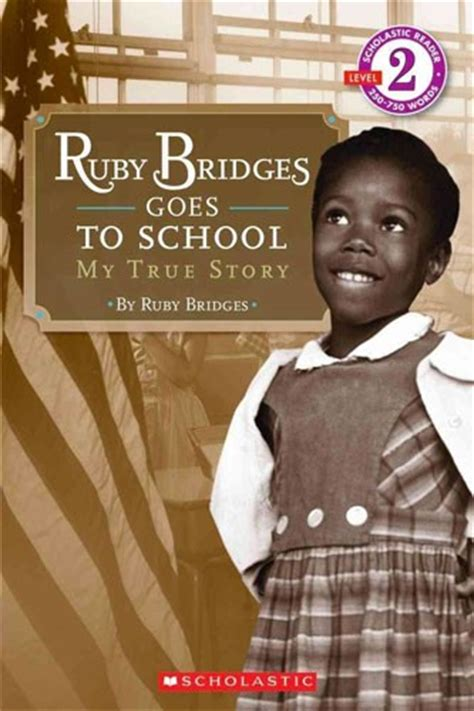 Ruby Bridges Goes To School   A Mighty Girl
