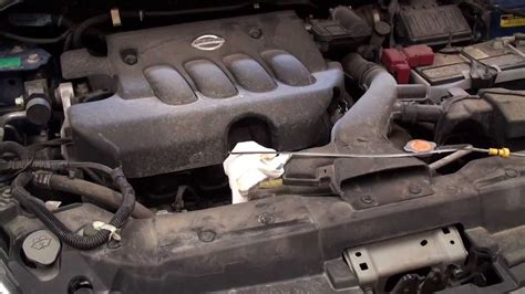 DIY Nissan Versa Engine Oil and Filter Service - YouTube