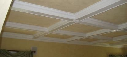 Popular Coffered Ceiling Kits | DoItYourself