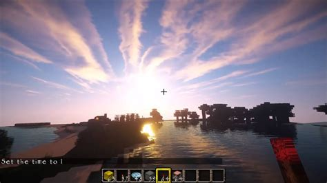 Photorealistic Minecraft! Shaders + HD Texture Pack