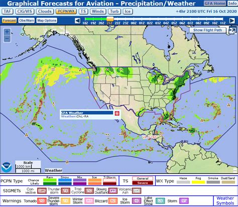 AWC - Graphical Forecasts for Aviation