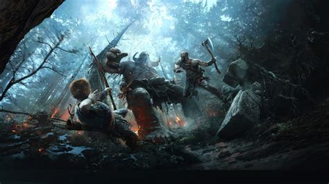 God of War PS4 Wallpapers   HD Wallpapers   ID #18153