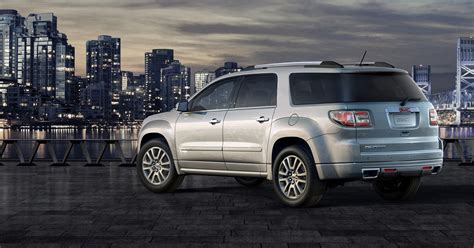 2016 GMC Acadia Introduced With OnStar 4G LTE - autoevolution