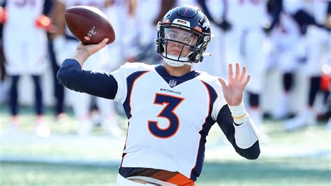 Denver Broncos: Drew Lock played well in his return from