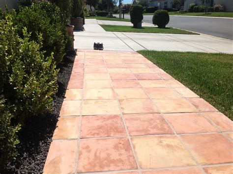 Want Colorful & Non-Slip Mexican Pavers On Your Walkway