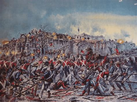 Today In History: The Mexican Army Massacres Hundreds