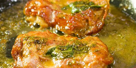 Chicken Saltimbocca - Easy Meals with Video Recipes by