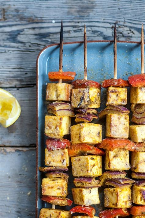 Vegetarian Barbecue Recipes - Great British Chefs