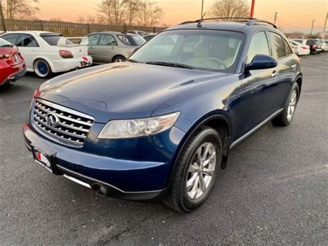 Used 2007 INFINITI FX35 for Sale (with Photos) | U