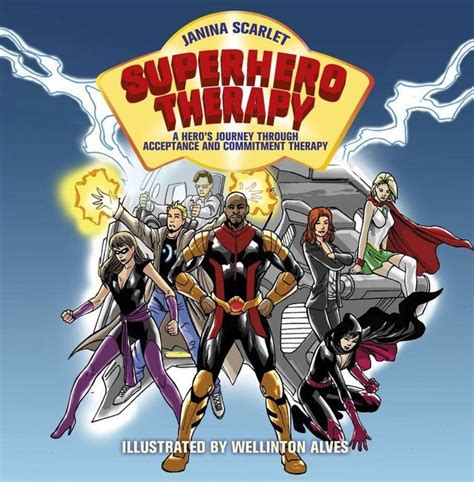 Superhero Therapy: A Book to Help Your Inner Hero